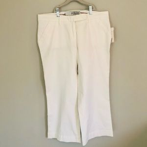 NWT Guess Jeans for Marciano Cropped Flare